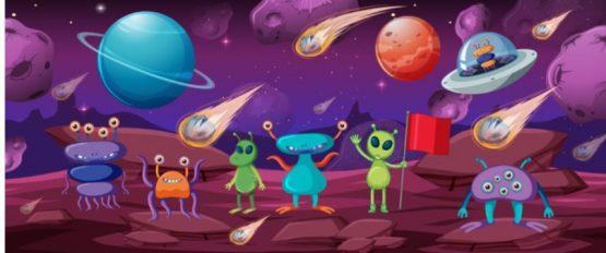 بقیه آدم فضاییاند!!!